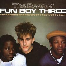 Fun Boy Three The Best of CD (greatest Hits /collection) Released 27th July 2018