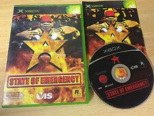 xbox state of emergency