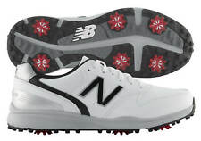 New balance Barredora Zapatos De Golf NBG1800WK Blanco/Negro 2018 para hombre nuevos