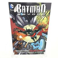 Batman Beyond Industrial Revolution Collects #1-8 DC Comics TPB Paperback New