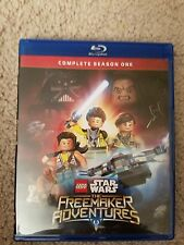 LEGO Star Wars: The Freemaker Adventures - Complete Season One (Blu-ray Disc,...