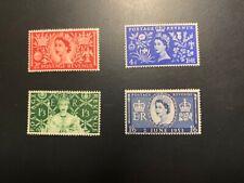 New listing 1953 Coronation Set Mint