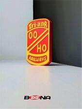 More details for decorative self-standing hornby / tri-ang railways logo display