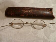 1900's Eye Glasses in hard case w h Richmond