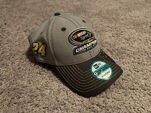 Jeff Gordon 2015 Champion phantom New Era Hat