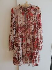 H&m Boho Dress Sz 10