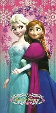 Disney Frozen Anna Elsa Bath/Beach Towel 30x60 - Family4ever