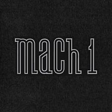 Lloyd Mats Velourtex Ebony Front Floor Mats For Mustang Mach 1 1969-1973