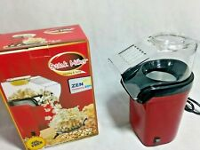 ELECTRIC HOT AIR POPCORN MAKER POP CORN MAKING POPPING POPPER MACHINE RANDOM CLR