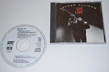 Luther Allison - Bad Love / RUF Records on Line 1994 / Rar