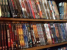 500 DVD's Mixed random lot