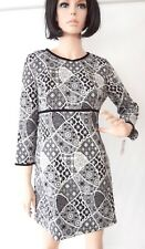 Women Dress ZARA . Special TRAFALUC DRESS . Black/White . NWT . Limited .