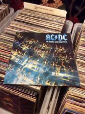 AC/DC Memorabilia Programmes