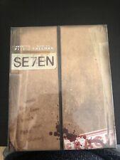 Seven Se7en 1 Click Boxset Blu-ray SteelBook Manta Lab Exclusive