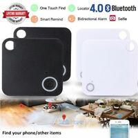 4x Anti-lost Bluetooth 4.0 Tracker Pet Child Wallet Key Locator GPS Finder Alarm