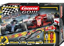 Carrera GO!!! 62482 DTM Speed Grip 1:43 slot car race set