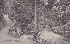O 359-todos los piedra Olsztyn, victoria plaza con verlobungsquelle 1912 corriendo