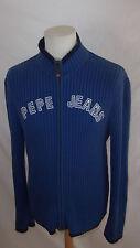 Pull Pepe Jeans  Bleu Taille L à - 57%