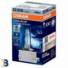 D3S COOL BLUE INTENSE Osram Xenarc 66340 CBI 6000k Xenon HID Headlight Single