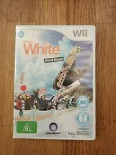 New listing Shaun White Snowboarding: World Stage + Manual - Nintendo Wii - Free Tracking