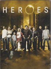 D.V.D MOVIE  DB228  HEROES / SEASON 1.  7 DISC SET   DVD