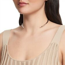 MIMCO Deja Vu Choker Necklace Silver Jewellery  BNWT rrp 99.95