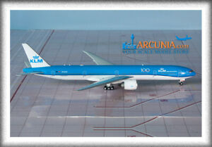 "Phoenix 1:400 KLM Boeing 777-300ER ""PH-BVR - 100 years"" 11568"