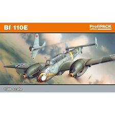 Eduard 1/48 Messerschmitt Bf 110 E # 8203 - 148 Meng Model Kit