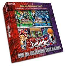 Box da CollezioneYu-Gi-Oh! COLLEZIONE YUGI & KAIBA Italiano Box Mazzo Scatola Yu