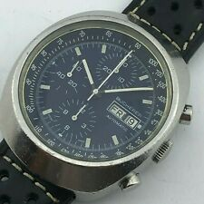 VINTAGE BUCHERER COLLECTABLE AUTOMATIC CHRONOGRAPH VAJOUX 7750 BIG SIZE