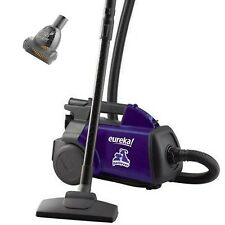 Brand New Eureka Mighty Mite Canister Vacuum with Pet Attachments, 3684F