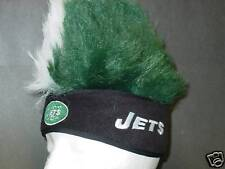 NFL Chill Out Headband Wig, New York Jets, NEW