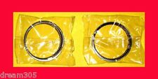 Honda CB175 Piston Rings CL175 CD175  Set x2 1968 1969 1970 1971 1972 1973 SL175