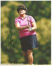 NANCY LOPEZ Signed/Auto/Autograph GOLF Photo w/COA