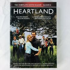 Heartland: The Complete Sixth Season 6 (DVD, 5-Disc Set) CBC Canadian TV Series