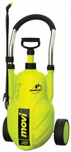 Marolex Movi MX20 Professional Pressure Disinfectant Mobile Cart Sprayer 16L