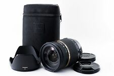 F/S Excellent+++ Tamron AF 18-270mm F3.5-6.3 Di II VC Lens for Canon w/Hood+Case