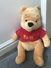 Winnie The Pooh Bear From The Disney Shop