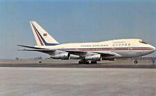 China Airlines Boeing 747SP-09c/n 22547 N4508H  Airplane Postcard