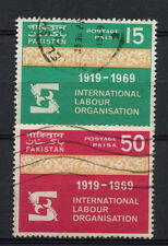 Pakistan Used Postage Asian Stamps