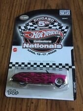 2005 Hot Wheels moc 5th ANNUAL collectors nationals '49 MERC rrchwl 1/4000