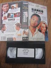 Banco pour un crime de Eugene Levis avec John Candy, VHS, Comédie