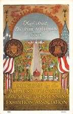 Philadelphia Pennsylvania Sesqui Centenial Expo Antique Postcard J40176