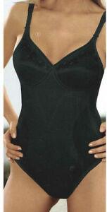 Doreen + Cotton 01 Bs, Body senza ferretto, Nero, Nudo, Bianco. TRIUMPH