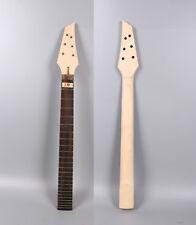Maple Electric Guitar Neck 24 Fret 25.5 Inch Rosewood Fretboard Truss rod #TJ19