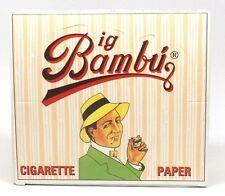 Big Bambu Cigarette Rolling Paper classic, 10 Booklets