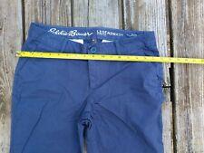 Eddie Bauer Women's boyfriend slim legend wash stretch size 4 blue