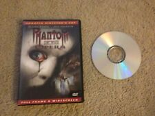 Phantom of the Opera DVD UNRATED DIRECTOR'S CUT