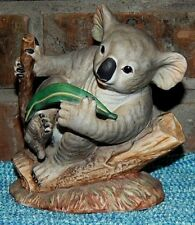 Koala Bear, Beautiful Ceramic Australian Marsupial. Superb Conditon. Lifelike.