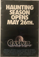 CASPER Original One Sheet Double Sided/Rolled Movie Poster - 1995